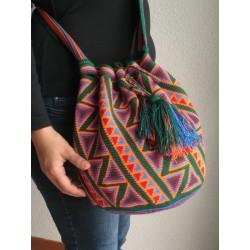 Mochila Wayuu C